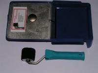 Handdosierwalze mit Wanne 38mm