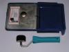 Handdosierwalze mit Wanne 25mm